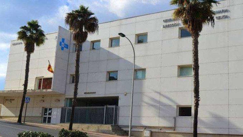 Centro de salud de Otero (C.A.)