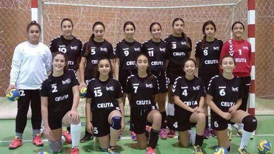 Ceuta luchará por la quinta plaza en la Copa de España de balonmano