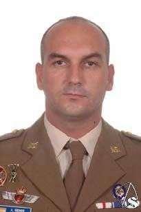El teniente coronel Kromer, nuevo jefe de la IV Bandera de ...