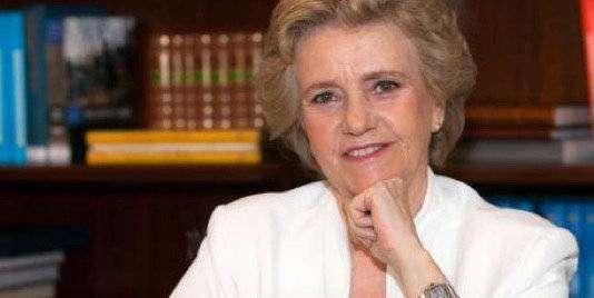 La defensora del pueblo, Soledad Becerril/ DEFENSOR DEL PUEBLO