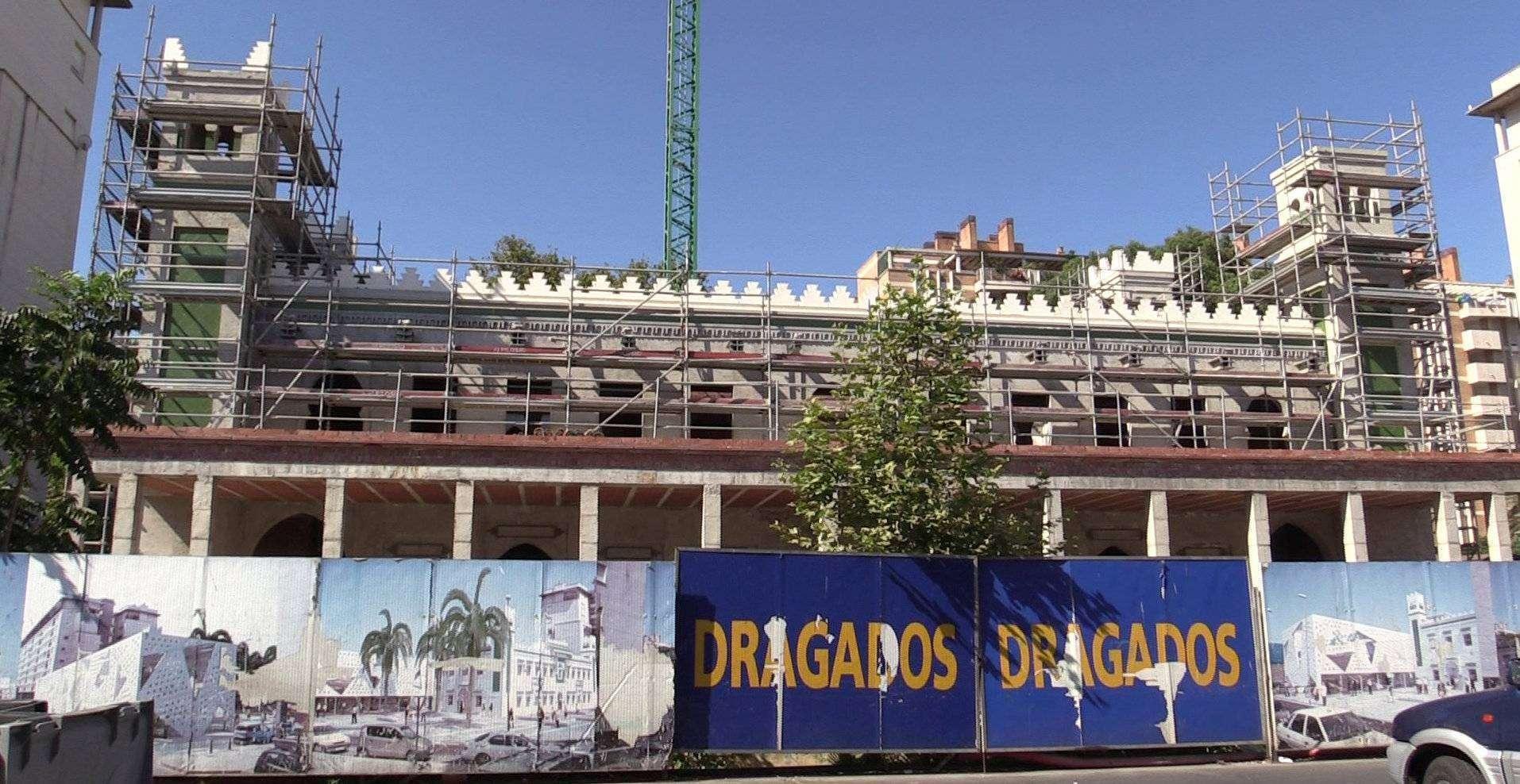 Dragados pide a la Ciudad dos millones de euros por reanudar las ...