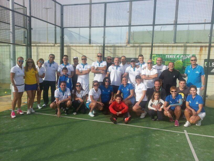 GRUPO HAPPY-PADEL.