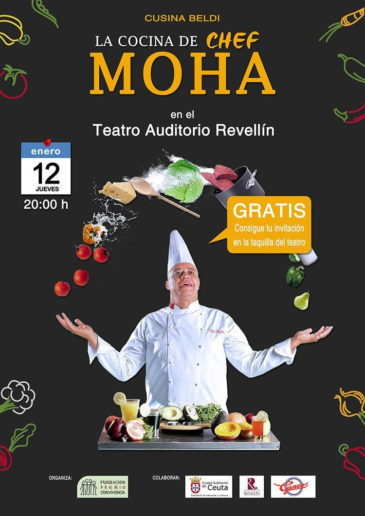 cartel Chef MOHA