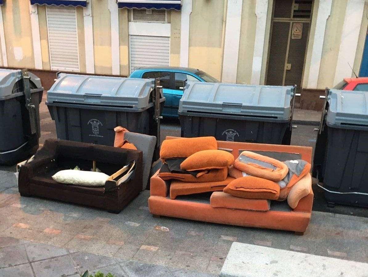 Trace cuenta con servicio gratuito de recogida de muebles