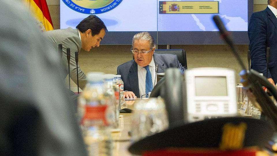 El ministro del interior traslada al delegado la necesaria for Ministro del interior actual