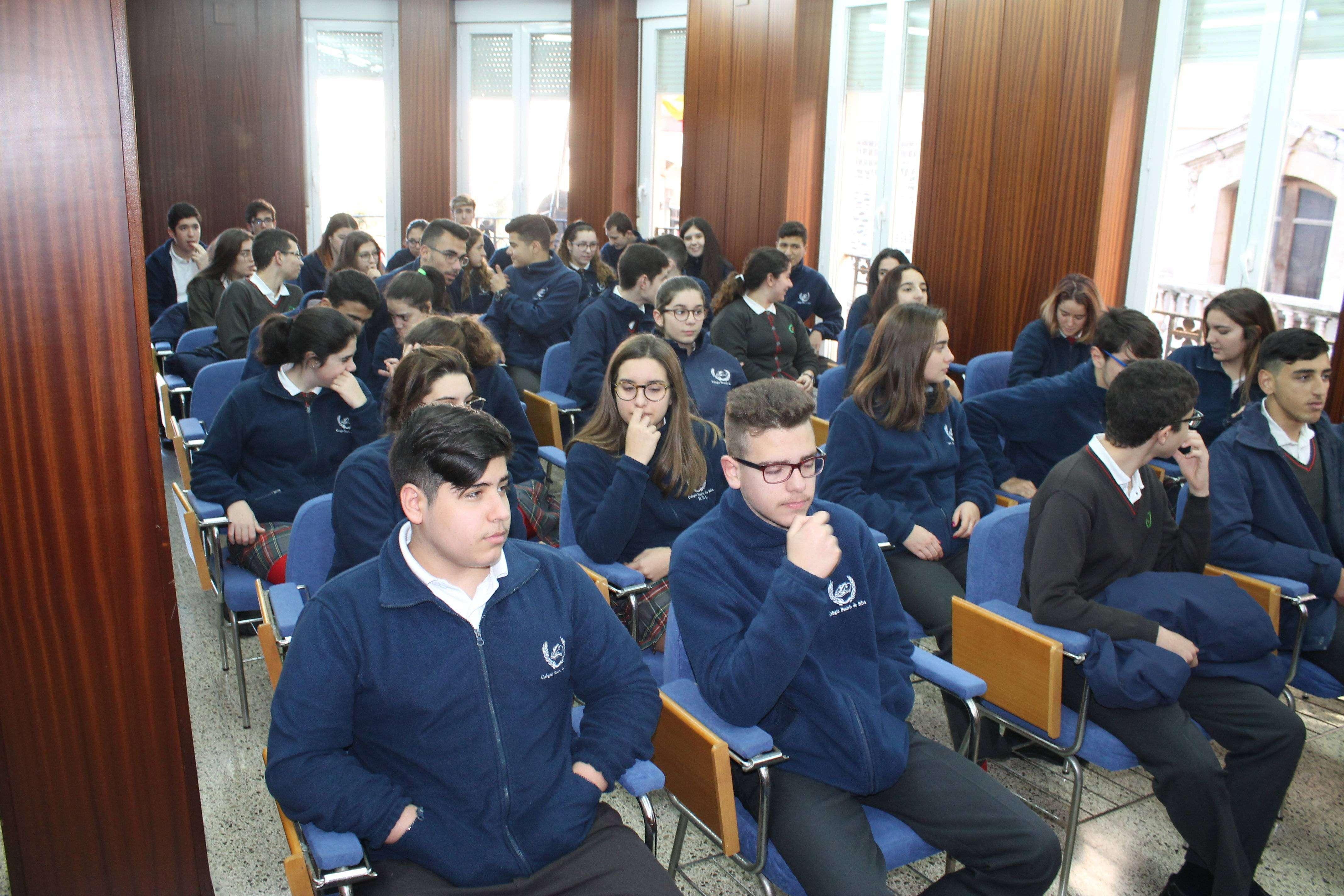 El Beatriz De Silva En En Colegio De Médicos