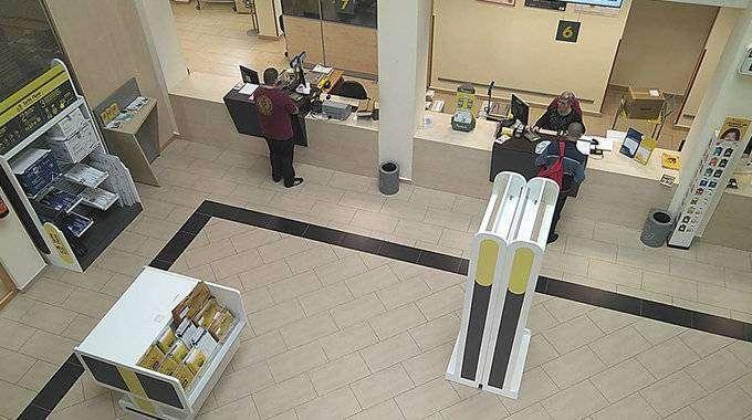 Correos se renueva for Oficina central de correos madrid
