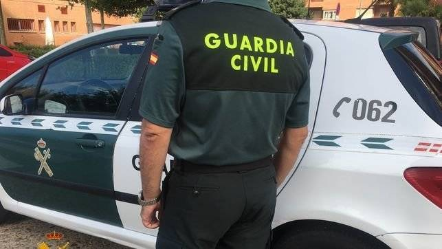 Un agente de la Guardia Civil (C.A.)