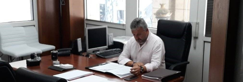 Isaac Medina, destituido como director general de RTVCE