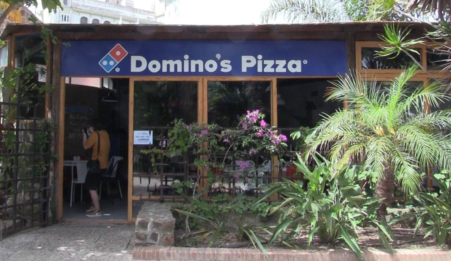 Apertura Domino´s Pizza